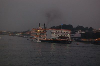 River Cruise Boat