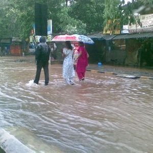 Traveling during Monsoons