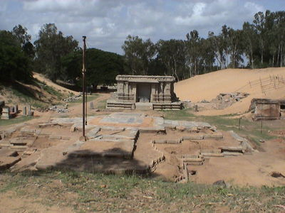 Talakadu Buried under the sands, a trip report on Takakadu, things to see i...