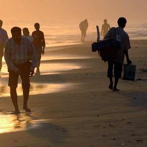 Odisha beaches