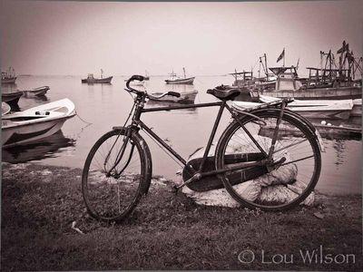 Bike By The Jetti
