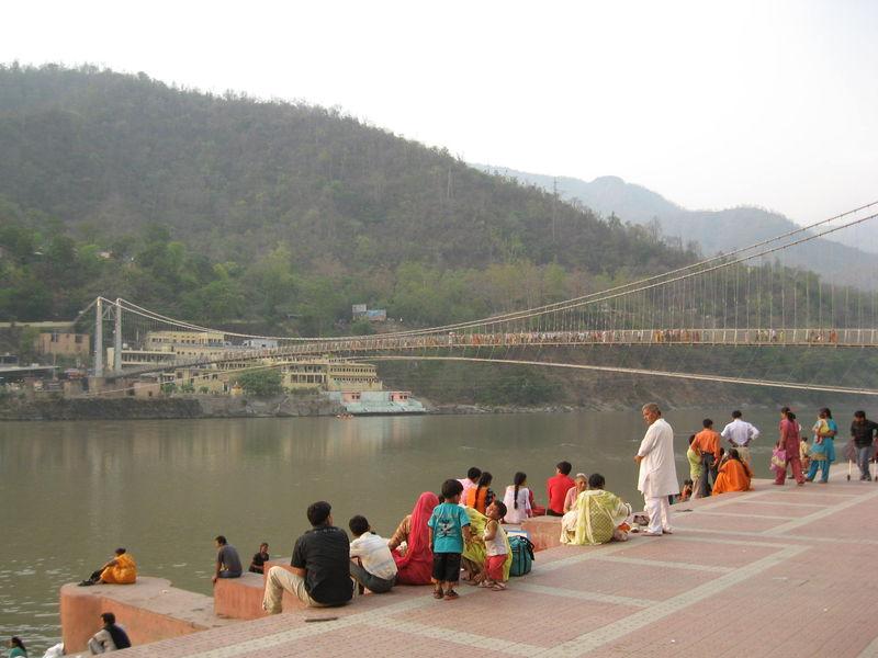 Rishikesh India Travel