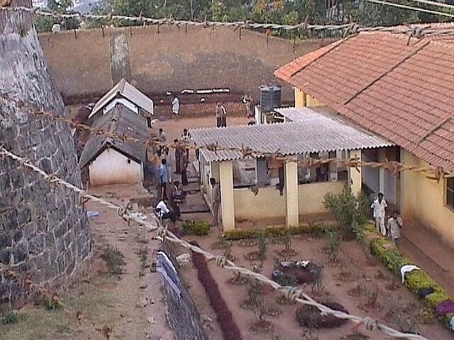Jail in Madikeri Fort