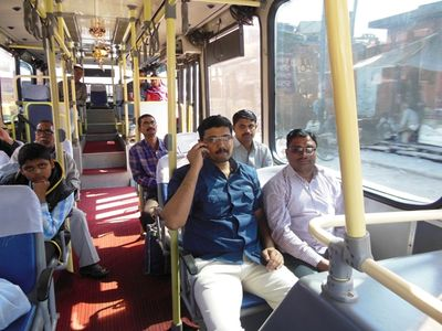 AGRA DAY TOUR AC BUS
