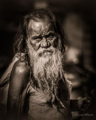 Man In Bhubaneshwar