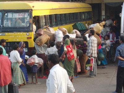 KSRTC Karnataka Sarige Cabin Ride - YouTube