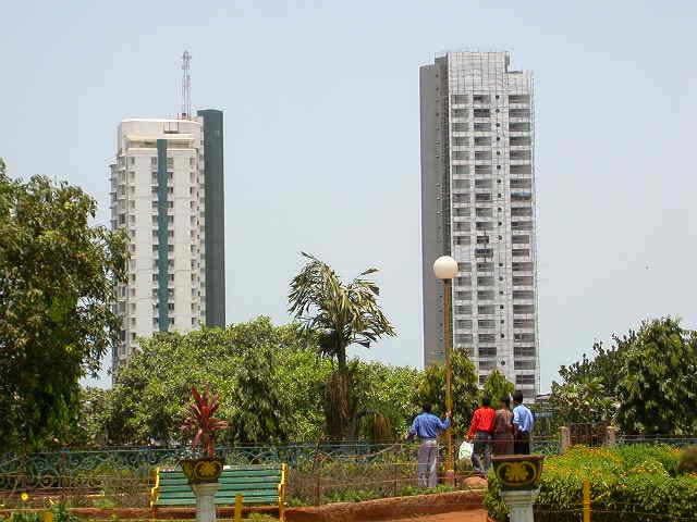On Malabar Hill, Mumbai