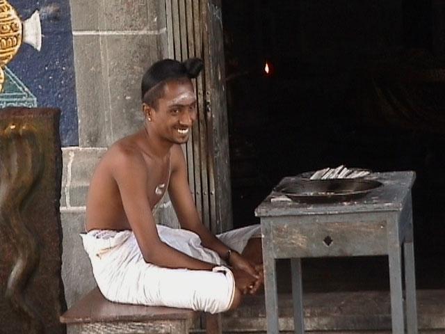 Dikshitar, Chidambaram