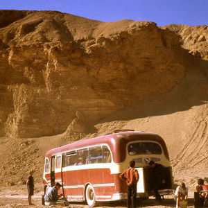 Somewhere in eastern Iran