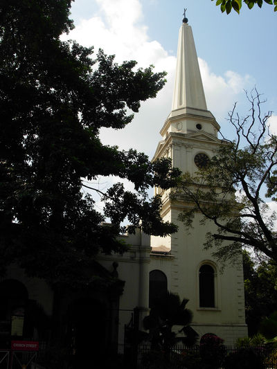 Oldest Anglican Church in India - St. Mary's