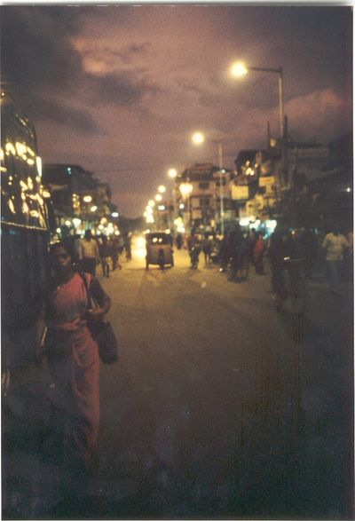 Madras by night