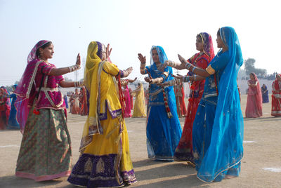 Ghoomar dance of Rajasthan ,India
