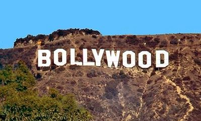 The Bollywood Sign