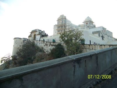 Monsoon Palace- Sajjangarh