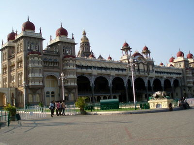 Mysore, City Palace