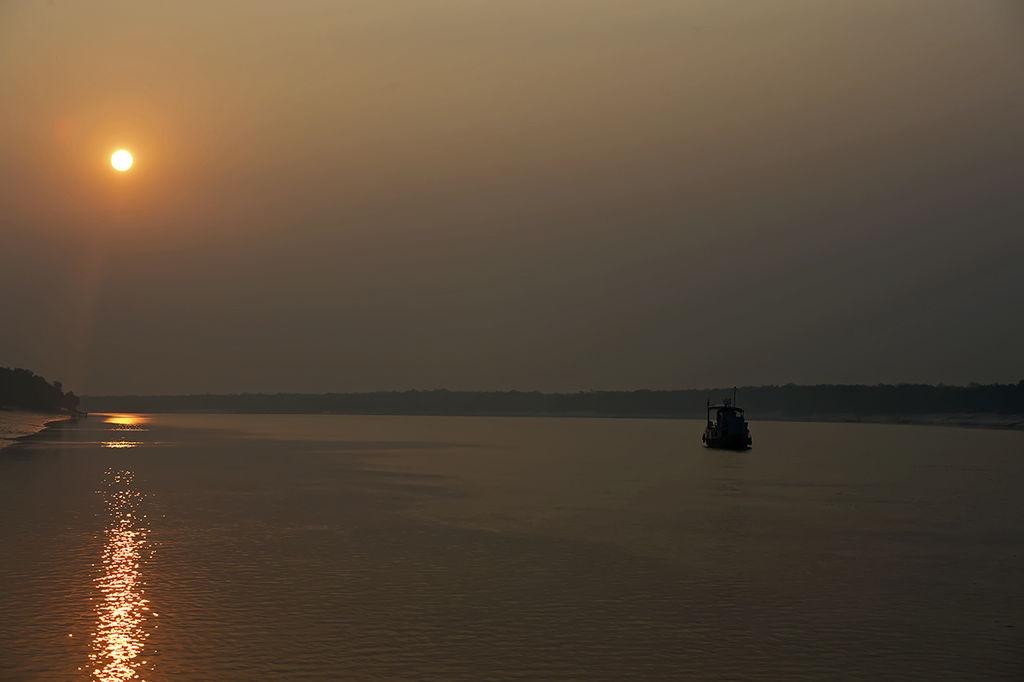 Sunrise Sundarbans