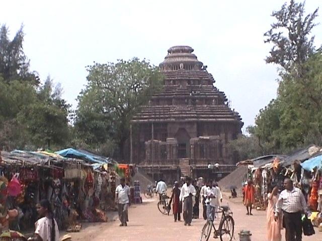 Surya Temple, Konark