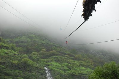 Ropeway to the Heavens