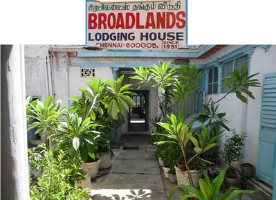 Broadlands the firang place - a little recent history