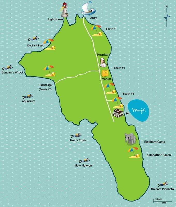 Havelock Island: Pictures: Havelock
