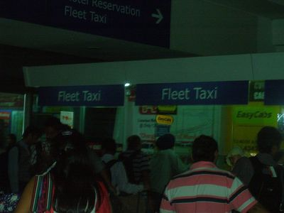Private Taxis - Mumbai Domestic Airport