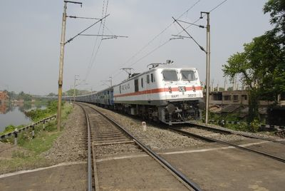Coalfield Express with WAP-7