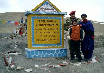 seconed highest motarable pass