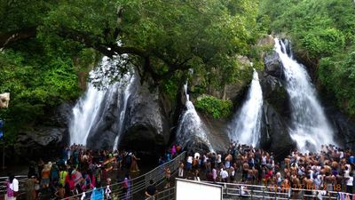 Five falls - Courtallam