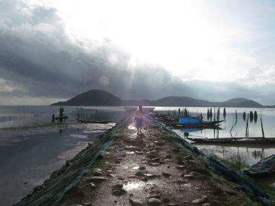 Path of Haven (Rambha jetty)