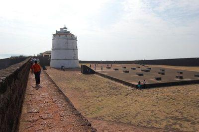 Aguada Fort, Goa