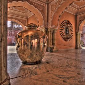 City Palace at Jaipur, Rajasthan, India