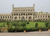 Imambara Bara by bitchou.  Tags: Uttar Pradesh, Lucknow, near machchhi bhavan.