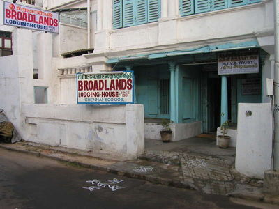 The Broadlands, Chennai