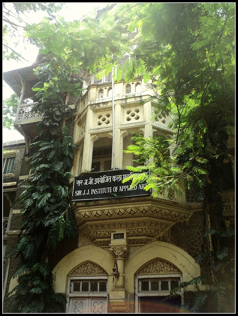 India Travel Pictures Jj Institute Applied Arts