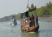 Our tour boats by sab kuch milega.  Tags: Sunderbans, Sunderbans, Sunderbans, Sunderbans, boats.