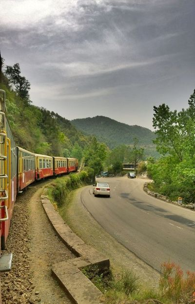 Kalka-Shimla Toy Train