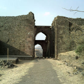 Delhi Gate, Mandu, MP