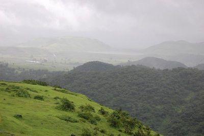 Matheran hillscape