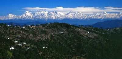 The Garhwal Himalaya