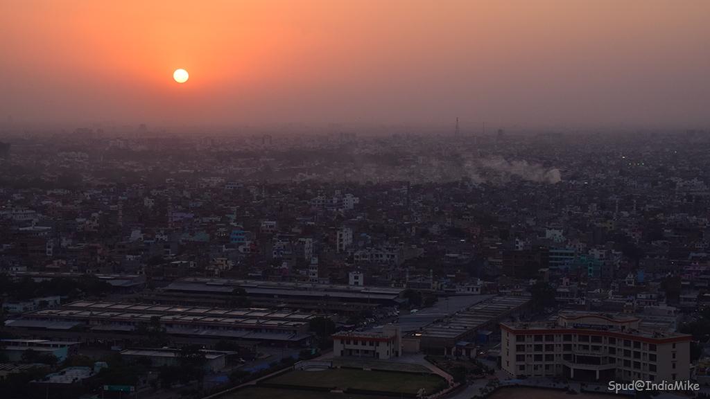 Jaipur Sunset
