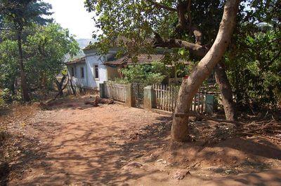 Typical Goan House