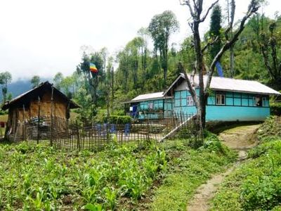 Sherpa Village Home Stay in Uttarey