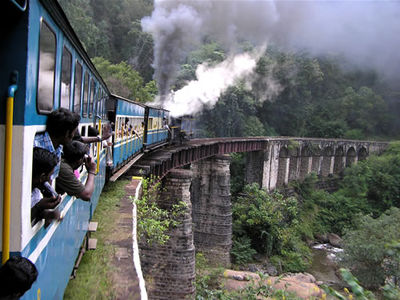 Nilgiri Mountain Train - Ooty