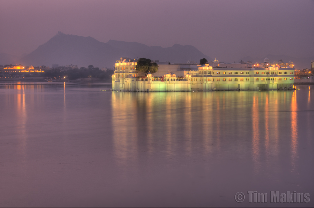Lake Palace Hotel Udaipur India