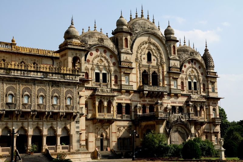India Travel | Pictures: Laxmi vilas palace baroda gujarat