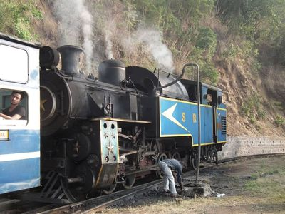 Nilgiri Steam