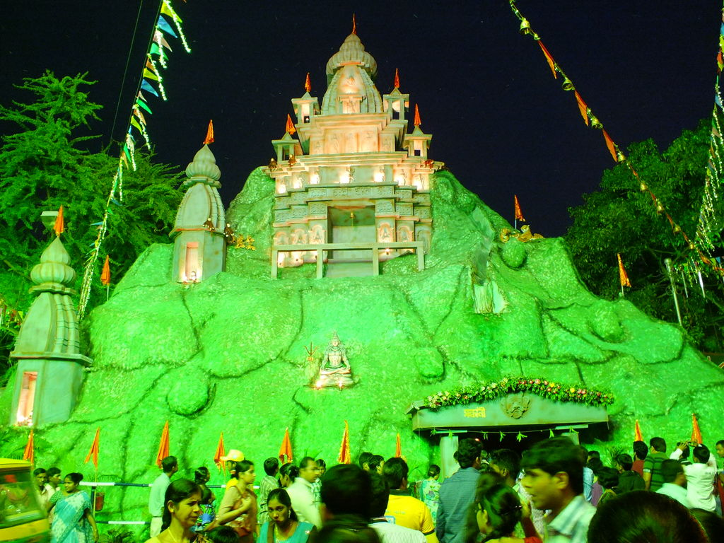 Decorated pandals during durga puja in kolkata india travel forum decorated pandals during durga puja in kolkata altavistaventures Choice Image