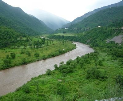 The Awesome Uttarakhand views in monsoons