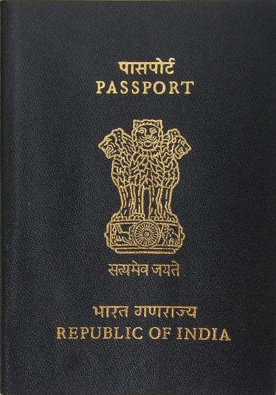 Indian Passport Pic