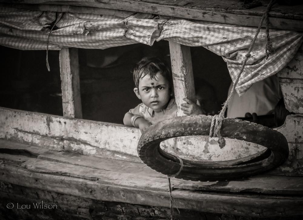 Boatman's Daughter
